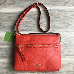 Kate Spade New York Gabrielle Crossbody nwt